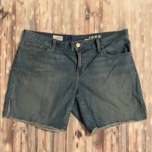 Women's Gap Oceanside Boyfriend Jean Shorts